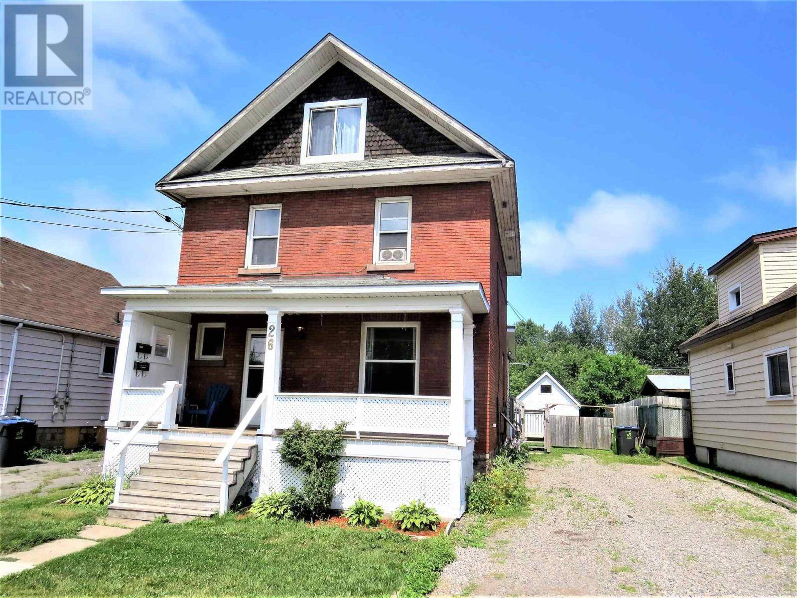 House for sale at 26 Wallace Ter  Sault Ste. Marie Ontario - MLS: SM126546