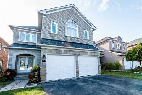 House for sale at 26 Walnut Grove Cres Richmond Hill Ontario - MLS: N4606847