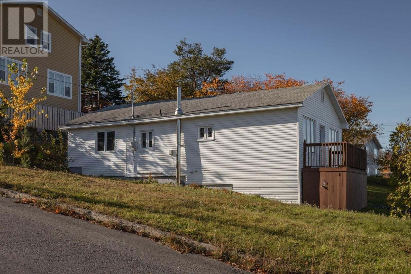 House for sale at 26 Washington St Corner Brook Newfoundland - MLS: 1218034