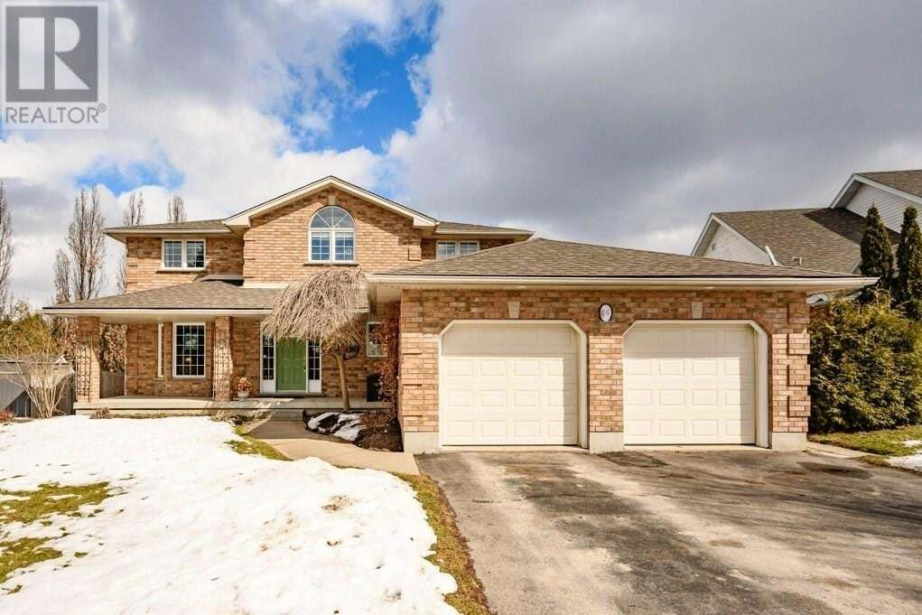 House for sale at 26 Weir Dr Guelph Ontario - MLS: 30795094