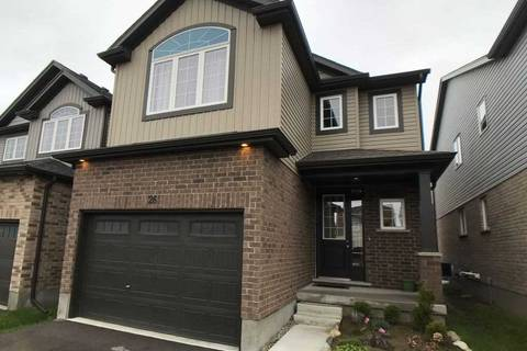House for sale at 26 Willowrun Dr Kitchener Ontario - MLS: X4465850