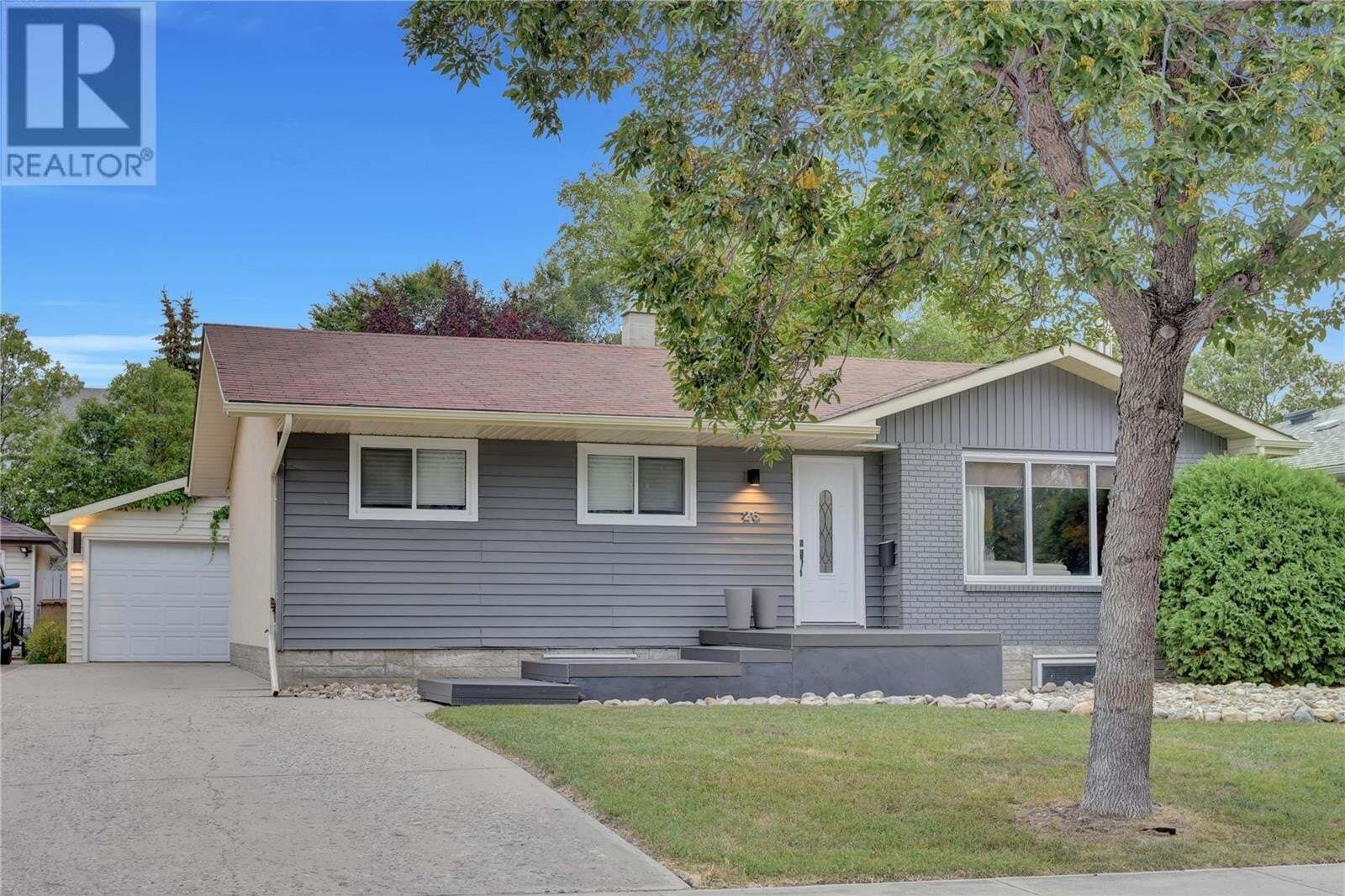 House for sale at 26 Windfield Rd Regina Saskatchewan - MLS: SK826870