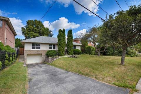 House for rent at 26 Winlock Pk Toronto Ontario - MLS: C4551094