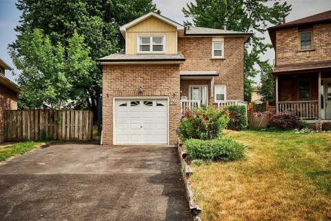House for sale at 26 Winston Cres Whitby Ontario - MLS: E4811825