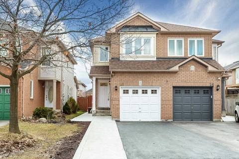 Townhouse for sale at 26 Yellow Brick Rd Brampton Ontario - MLS: W4728484