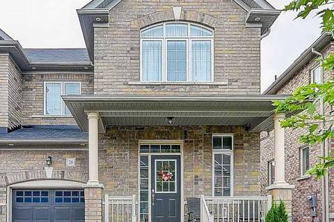 Townhouse for sale at 26 Yellow Sorrel Rd Brampton Ontario - MLS: W4555246