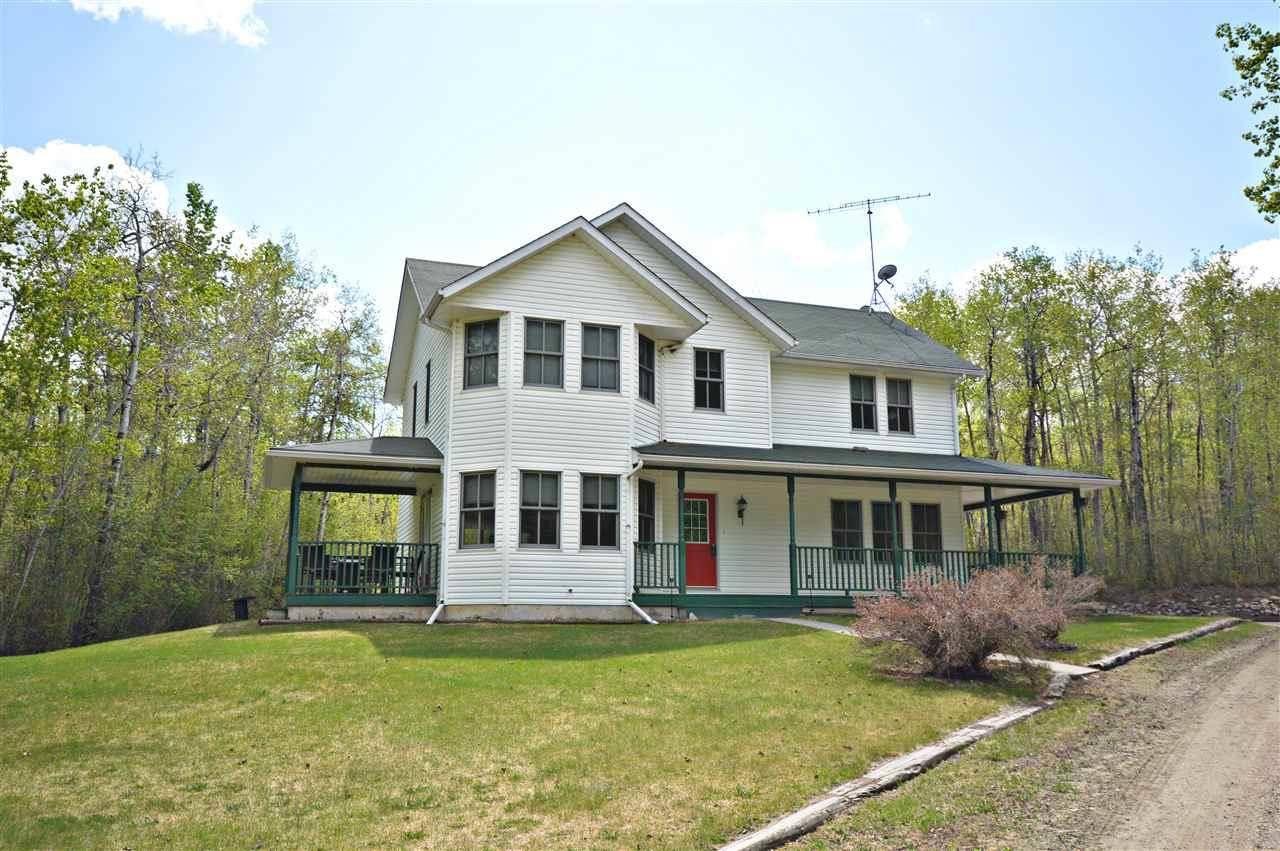 House for sale at 260 Bonnyville Beach Rural Bonnyville M.d. Alberta - MLS: E4101011