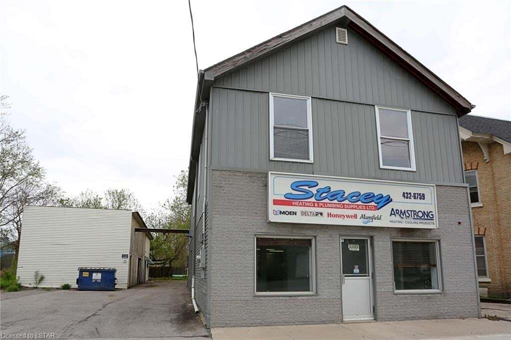 Commercial property for sale at 260 Burwell St London Ontario - MLS: 261503