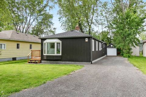 House for sale at 260 Cedarholme Ave Georgina Ontario - MLS: N4522212