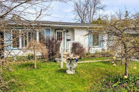 House for sale at 260 Medina Dr Georgina Ontario - MLS: N4450621