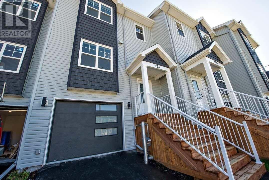 Townhouse for sale at 260 Nadia Dr Dartmouth Nova Scotia - MLS: 202009741