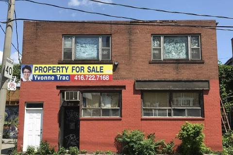 Commercial property for sale at 260 Niagara St Toronto Ontario - MLS: C4582867