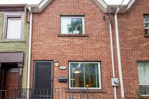 Townhouse for rent at 260 Ontario St Toronto Ontario - MLS: C4621185