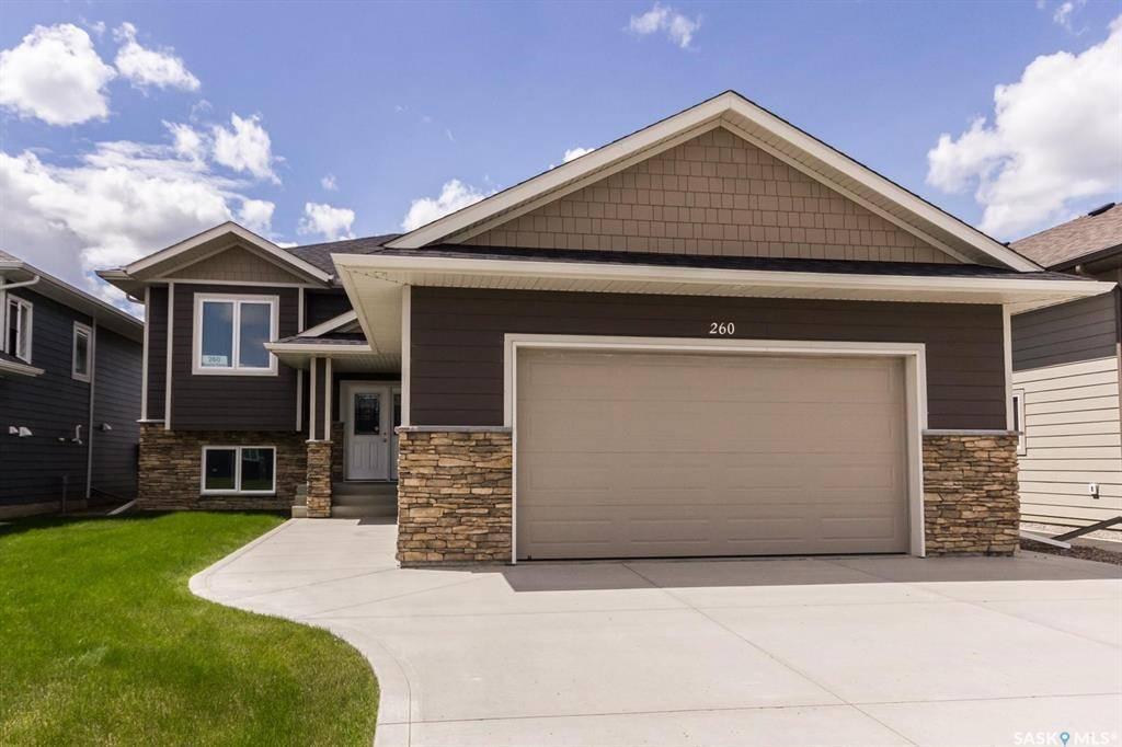 House for sale at 260 Prairie Dawn Dr Dundurn Saskatchewan - MLS: SK779299