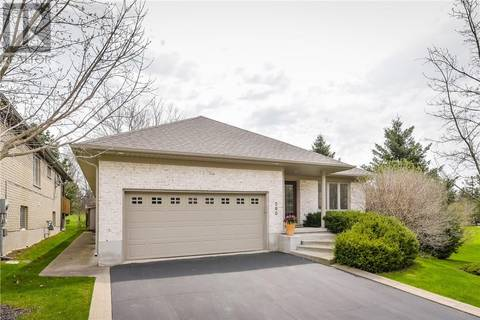 House for sale at 260 Riverview Pl Guelph Ontario - MLS: 30734582
