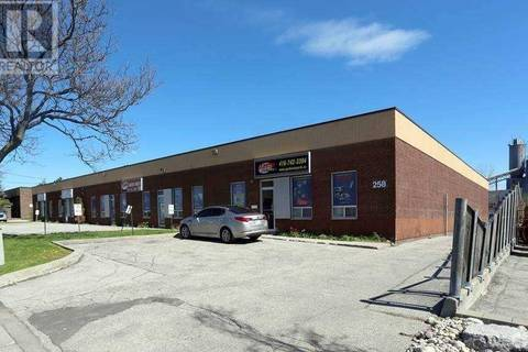 Commercial property for lease at 260 Toryork Dr Toronto Ontario - MLS: W4685548