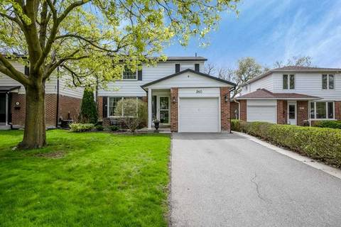 House for sale at 260 Towercrest Dr Newmarket Ontario - MLS: N4454470