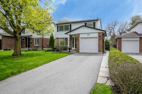 House for sale at 260 Towercrest Dr Newmarket Ontario - MLS: N4486529