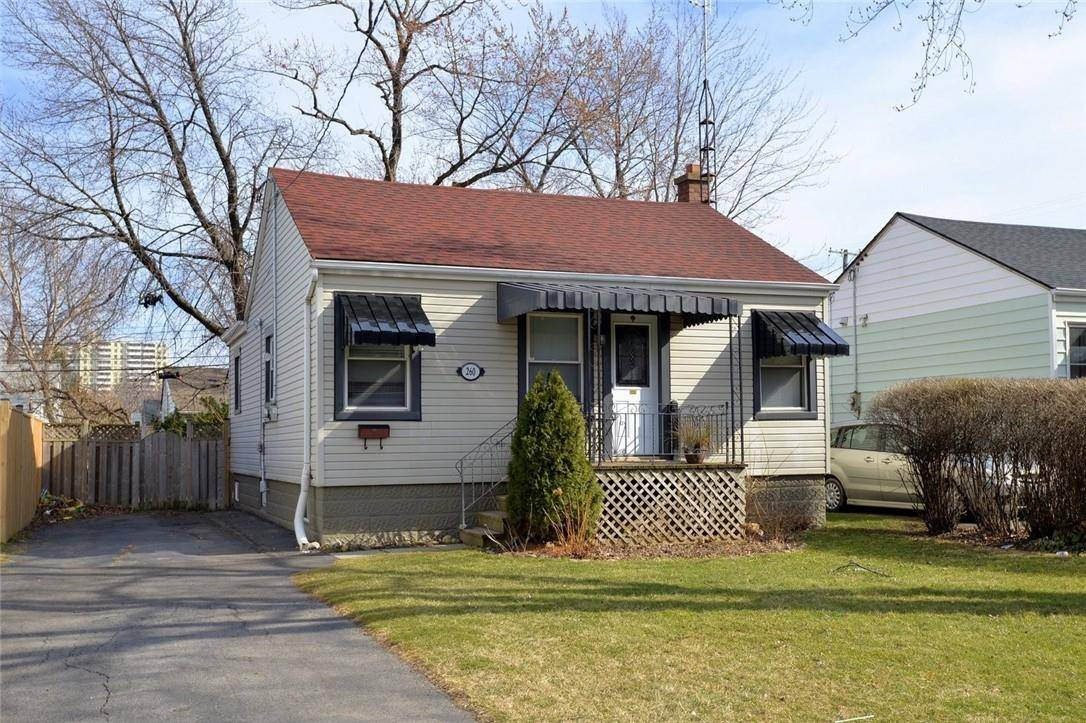 House for sale at 260 Walter Ave N Hamilton Ontario - MLS: H4075010