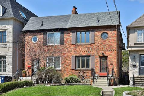 Townhouse for sale at 260 Woburn Ave Toronto Ontario - MLS: C4425580