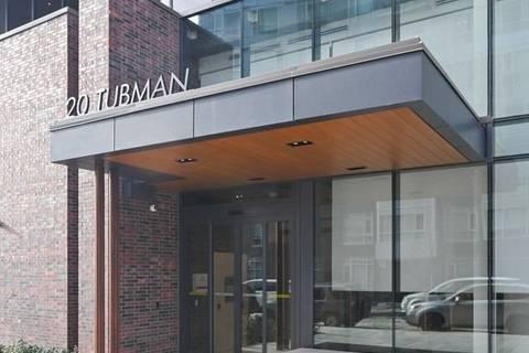 Apartment for rent at 20 Tubman Ave Unit 2601 Toronto Ontario - MLS: C4671561