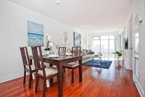 Apartment for rent at 2181 Yonge St Unit 2601 Toronto Ontario - MLS: C4689533