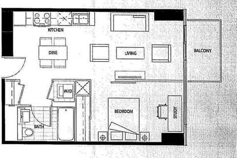 Apartment for rent at 25 Capreol Ct Unit 2601 Toronto Ontario - MLS: C4550197