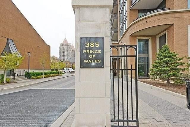 Sold: 2601 - 385 Prince Of Wales Drive, Mississauga, ON