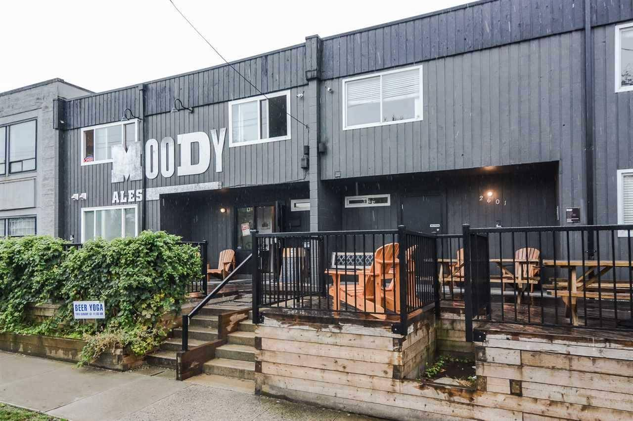 Commercial property for sale at 2601 Murray St Port Moody British Columbia - MLS: C8029038