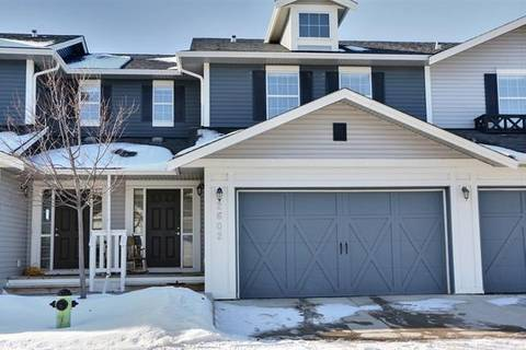 Townhouse for sale at 1001 8 St Northwest Unit 2602 Airdrie Alberta - MLS: C4287658