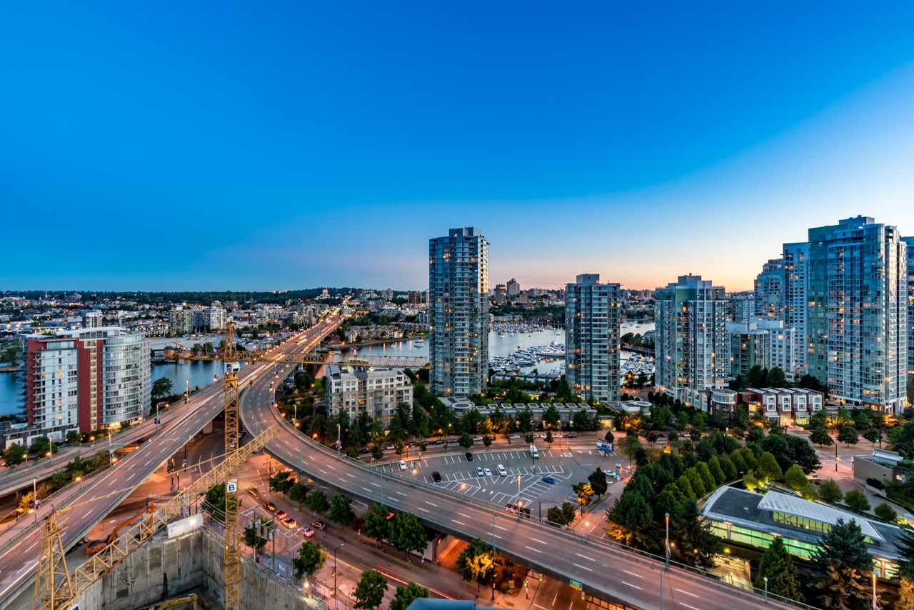 Sold: 2602 - 939 Expo Boulevard, Vancouver, BC