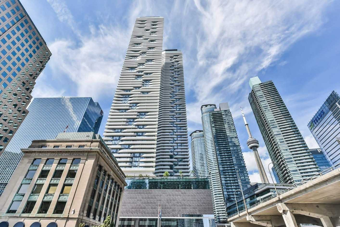 For Rent: 2603 - 100 Harbour Street, Toronto, ON | 1 Bed, 1 Bath Condo for $2250.00. See 10 photos!