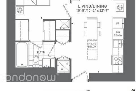 Apartment for rent at 100 Harbour St Unit 2603 Toronto Ontario - MLS: C4695152