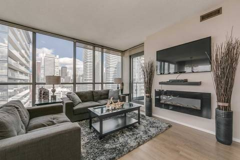 Apartment for rent at 8 Charlotte St Unit 2603 Toronto Ontario - MLS: C4738001