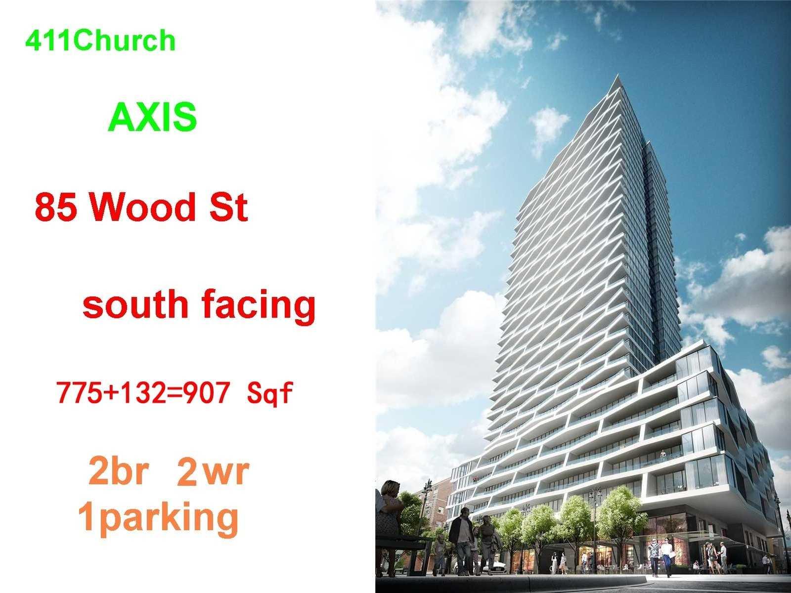 Inactive: 2603 - 85 Wood Street, Toronto, ON