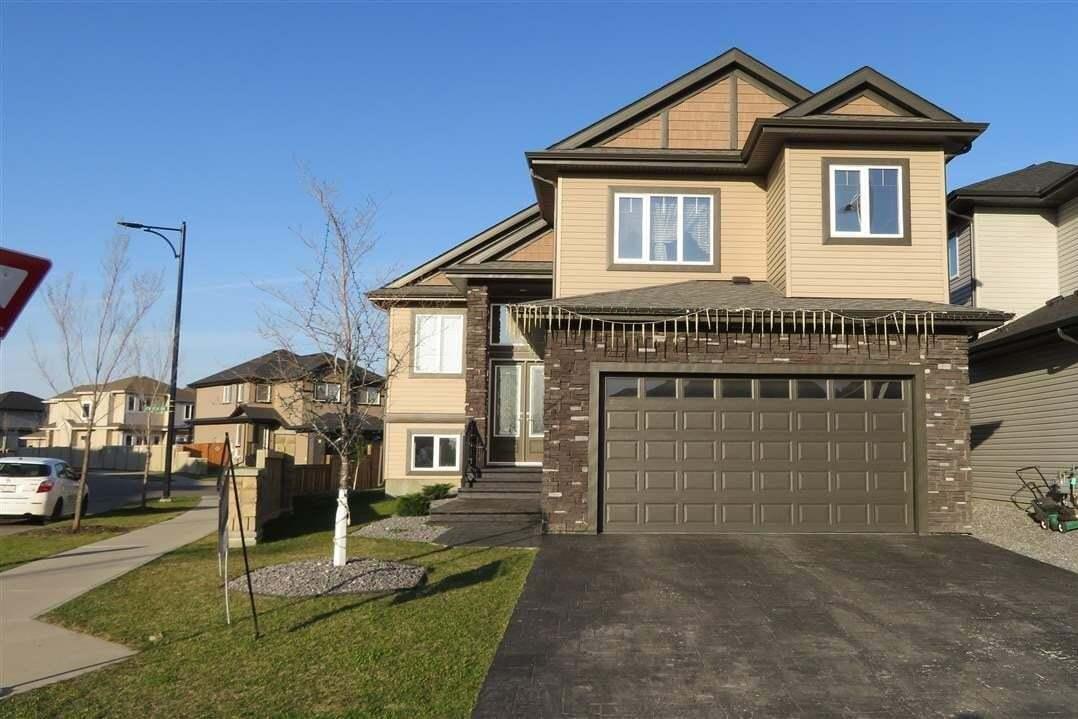 House for sale at 2603 Adam Co SW Edmonton Alberta - MLS: E4189029