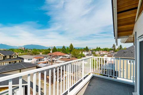 Townhouse for sale at 2603 41st Ave E Vancouver British Columbia - MLS: R2369364