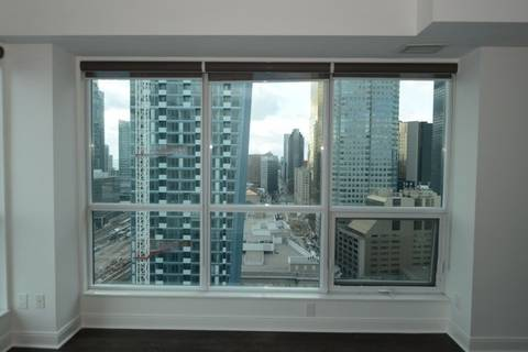 Apartment for rent at 1 Scott St Unit 2604 Toronto Ontario - MLS: C4516665
