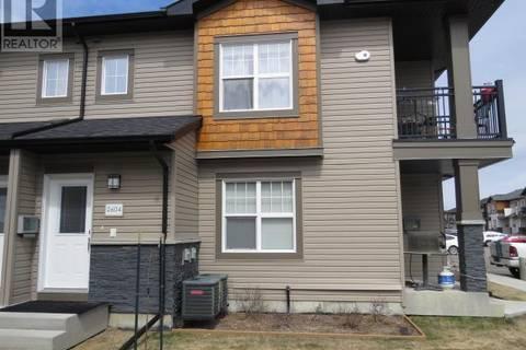 Townhouse for sale at 1015 Patrick Cres Unit 2604 Saskatoon Saskatchewan - MLS: SK778462