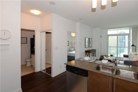 Apartment for rent at 18 Harbour St Unit 2604 Toronto Ontario - MLS: C5003819