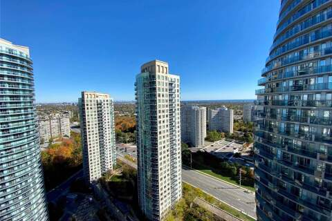 Apartment for rent at 50 Absolute Ave Unit 2604 Mississauga Ontario - MLS: W4957388
