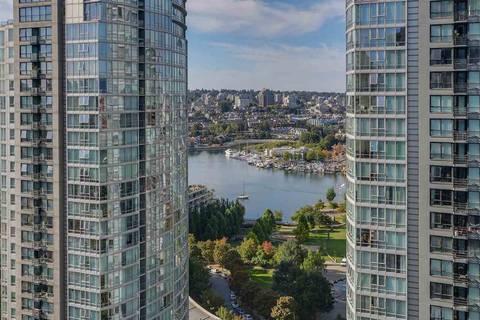 Condo for sale at 501 Pacific St Unit 2604 Vancouver British Columbia - MLS: R2404192