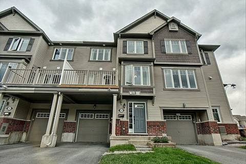 Townhouse for sale at 2604 Baynes Sound Wy Nepean Ontario - MLS: 1152261