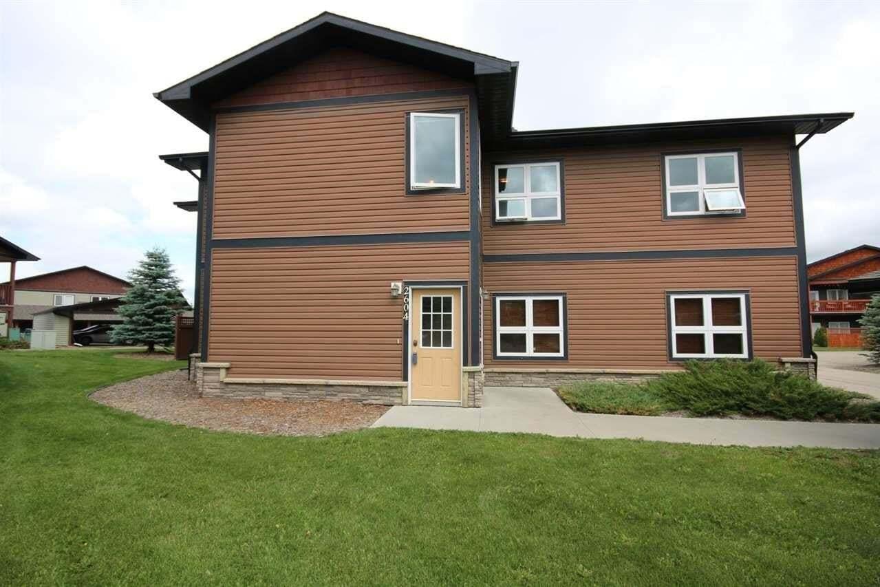 Townhouse for sale at 2604 Graybriar Gr Stony Plain Alberta - MLS: E4204165