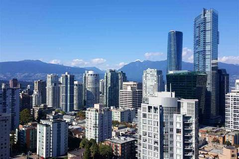 Condo for sale at 1028 Barclay St Unit 2605 Vancouver British Columbia - MLS: R2398959