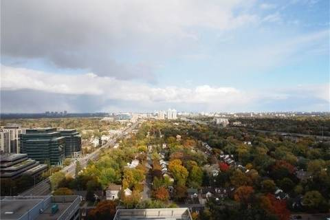 Apartment for rent at 23 Sheppard Ave Unit 2605 Toronto Ontario - MLS: C4700617