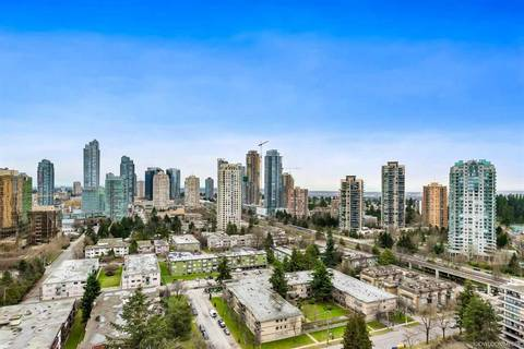 Condo for sale at 5883 Barker Ave Unit 2605 Burnaby British Columbia - MLS: R2399375
