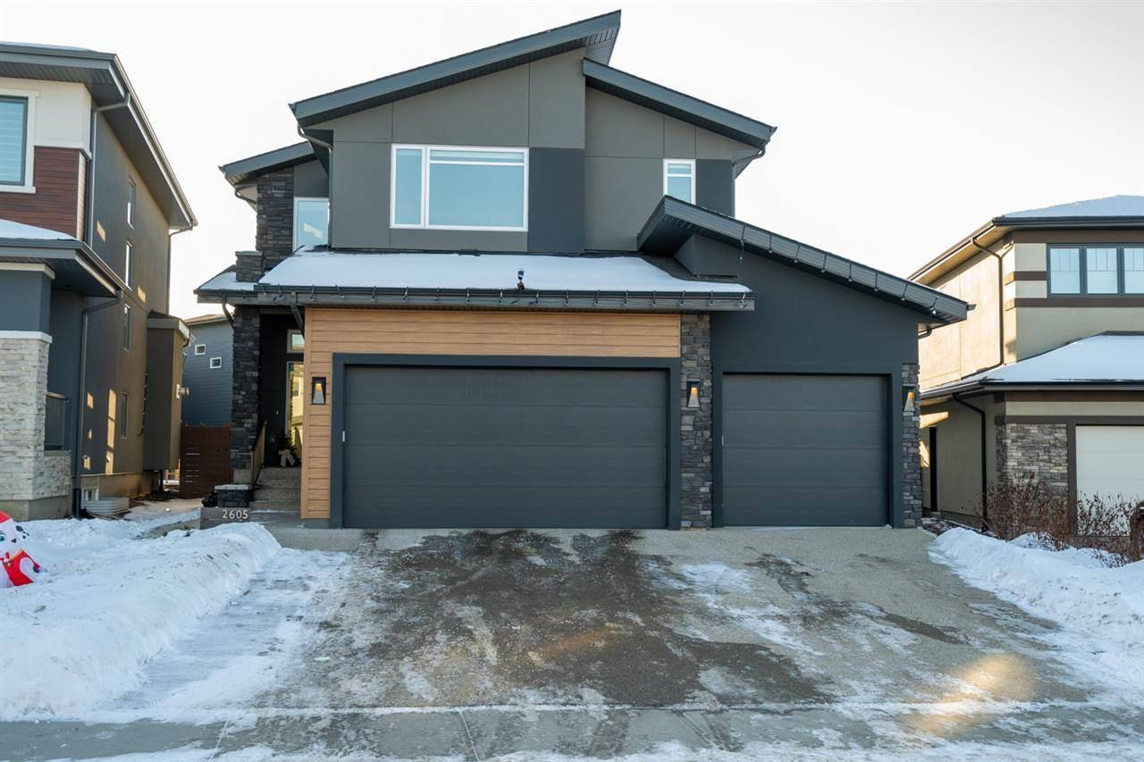 House for sale at 2605 Wheaton Cs Nw Edmonton Alberta - MLS: E4183433