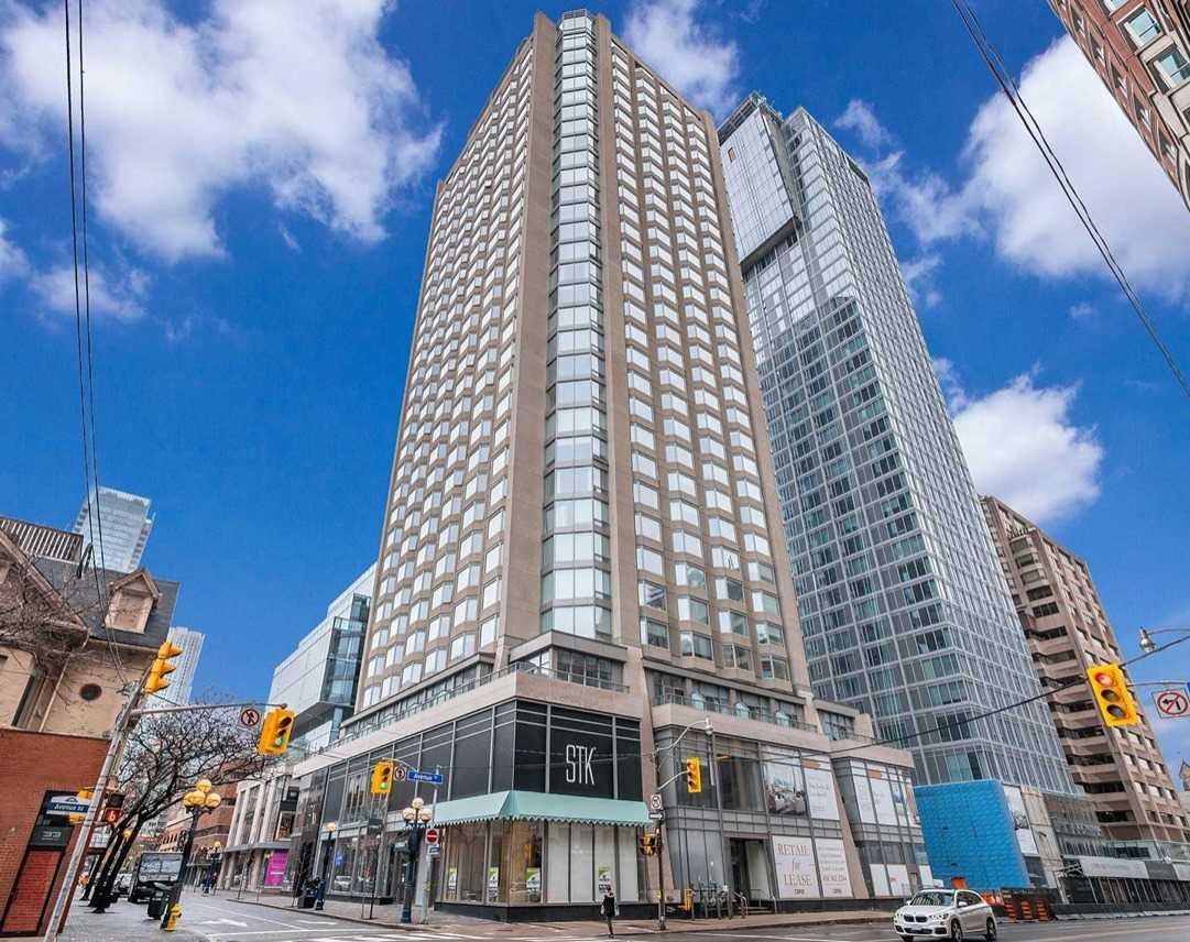 For Rent: 2606 - 155 Yorkville Avenue, Toronto, ON   1 Bed, 1 Bath Condo for $2500.00. See 25 photos!
