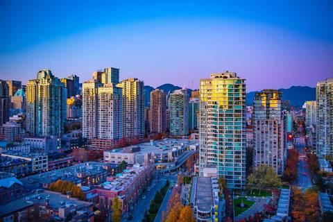 Condo for sale at 198 Aquarius Me Unit 2606 Vancouver British Columbia - MLS: R2408471